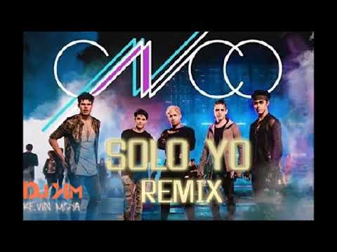 CNCO ✘ SOLO YO ✘ REMIX DJ KEVIN MOYA