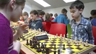 Žabeň ► Šachový turnaj mládeže