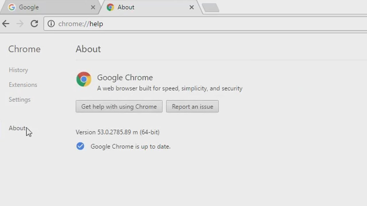 How to Update Google Chrome! 2018