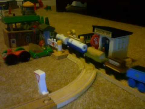 thomas and gordon wooden remake 2