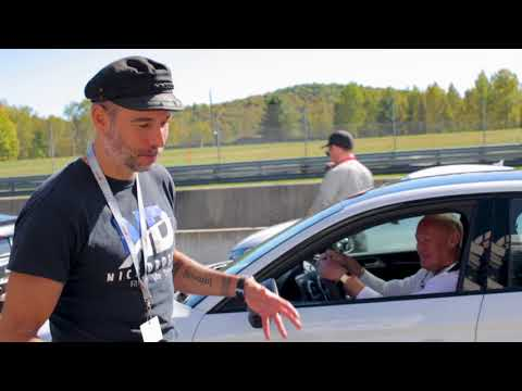 My Audi Driving Experience -  A day on the race track! P.1