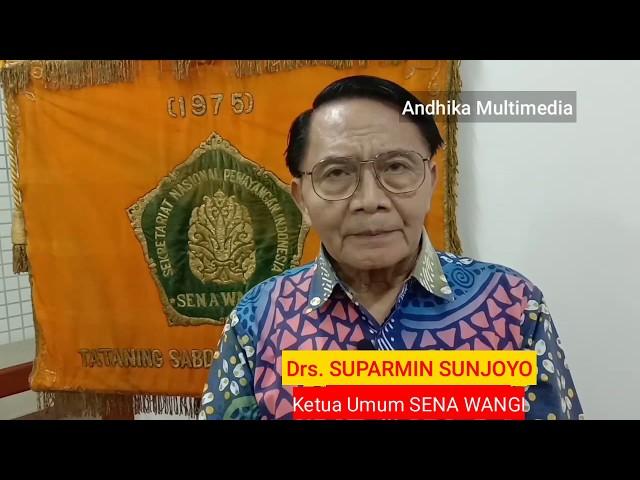 SELAMAT HARI RAYA IDUL FITRI  MOHON MAAF LAHIR BATIN 1 SYAWAL 1440 H # Ketua Umum SENA WANGI
