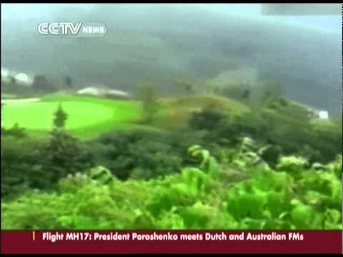 China gets tough on illegal golf courses construction