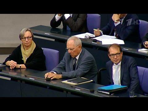 В немецком Бундестаге начинается обсуждение вопроса о признании геноцида армян.