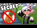marie hates pineapple pizza other secret annoyed dialogue in splatoon 2 easter egg