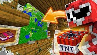 COSTRUISCO LA BASE SEGRETA PER L' ATTACCO AD HEMERALD! Minecraft Ita Anima #28