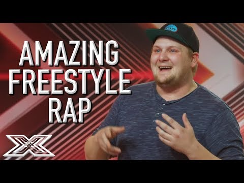 Freestyling Finnish Rapper WOWS Judges! | X Factor Global
