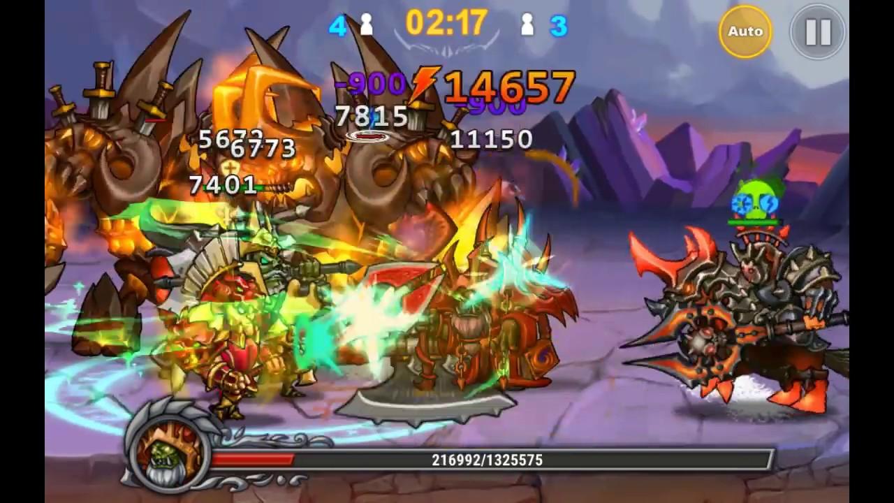 God of Era: Chiến Binh Huyền Thoại – Game hành động nhập vai 2017