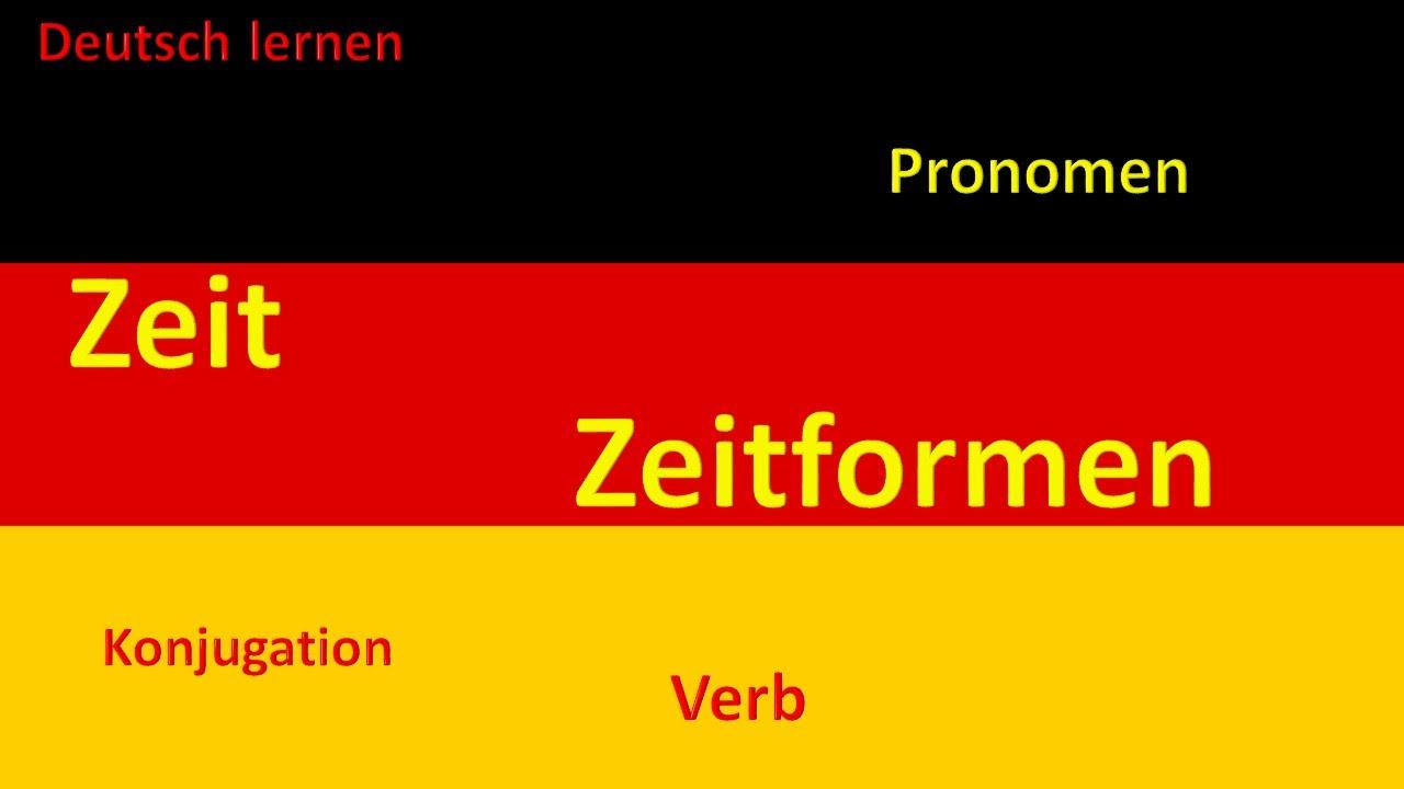 Dfm 61a Deutsch Zeitformen Youtube