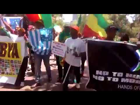 Slave Trade in Libya Angers Zimbabweans, South Africans And Others