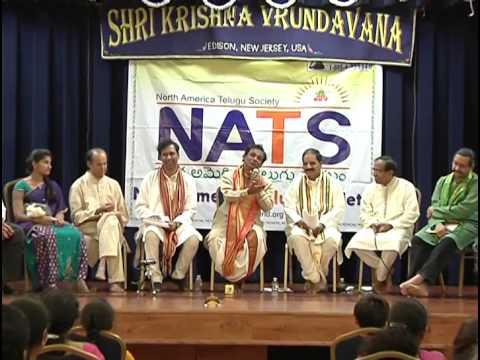 NATS Sangeetha Navaavadhanam In New Jersey