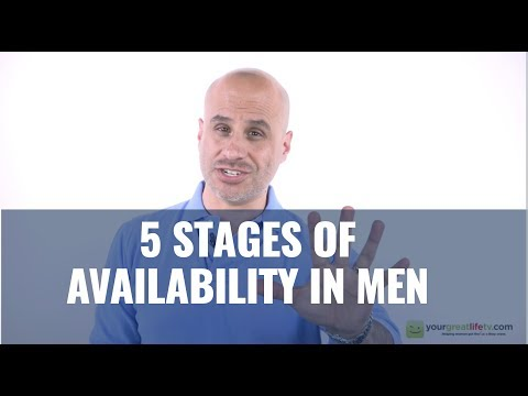 5 Stages Of Availability In Men