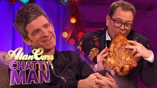 Noel Gallagher (Full Interview) - Alan Carr: Chatty Man Christmas Special 2017