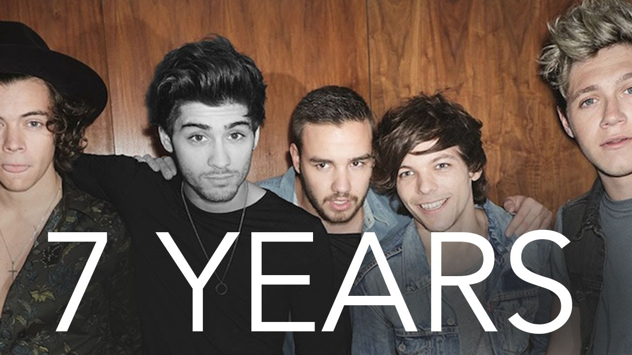 One Direction Earnings By Year