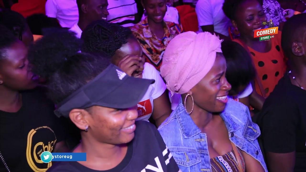 Alex Muhangi Comedy Store July 2019 - Jajja Bruce