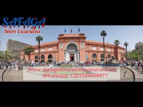 2 Day trips to Cairo and Luxor highlights from Port Said | Safaga Shore Excursions