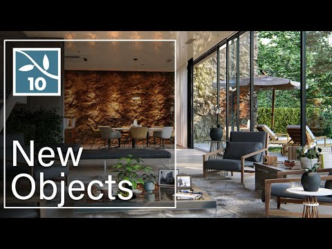 Lumion 10: Realistic HD Objects