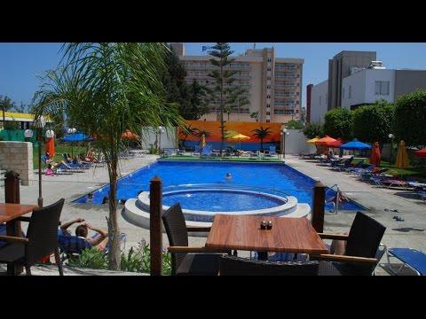 Отели Кипра.The Caravel Hotel 3*.Лимасол.Обзор