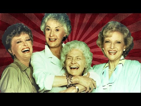 THE GOLDEN GIRLS 🌟 THEN AND NOW 2020
