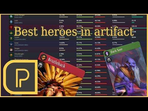 Explaining and ranking every artifact hero