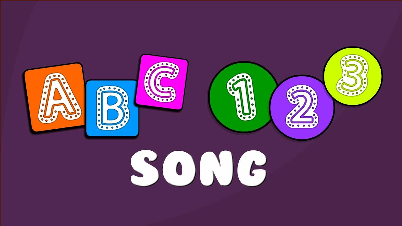 Abc  Song The Alphabet Numbers Song Compilation Learning Alphabet And Numbers For Kids Youtube