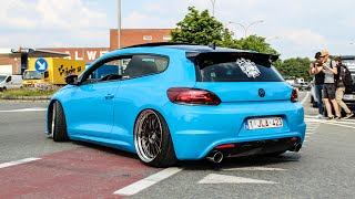 Volkswagen Scirocco Compilation | Accelerations, Sounds, ...