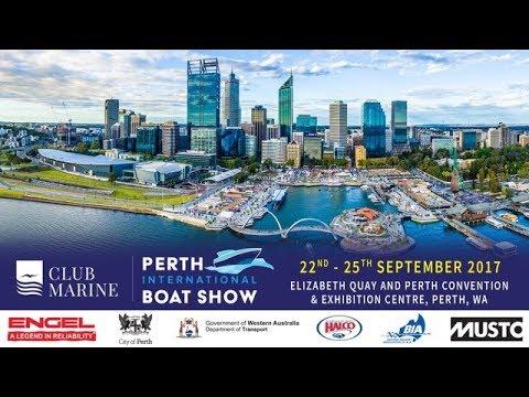 Perth International Boat Show 2017