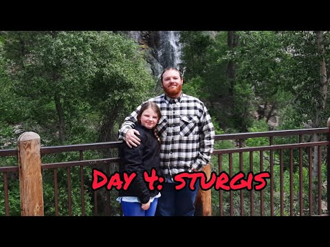 Black Hills Time Lapse (Sturgis, Deadwood, Spearfish Canyon) - Roadtrip Day 4