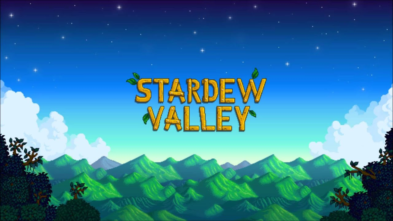 Stardew Valley OST - Spring (Wild Horseradish Jam)