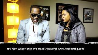 Tocsin Magazine Ask Johnny Gill Fan's Question