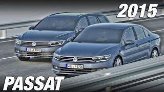 2015 Volkswagen Passat in detail