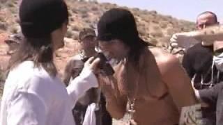 Criss Angel: Body Suspention Part 2