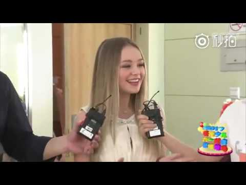 Connie Talbot - Interview & Cup Song for CCTV - 1 {2017}