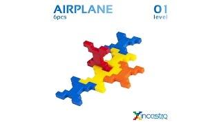 INCASTRO | Level 1 | Airplane