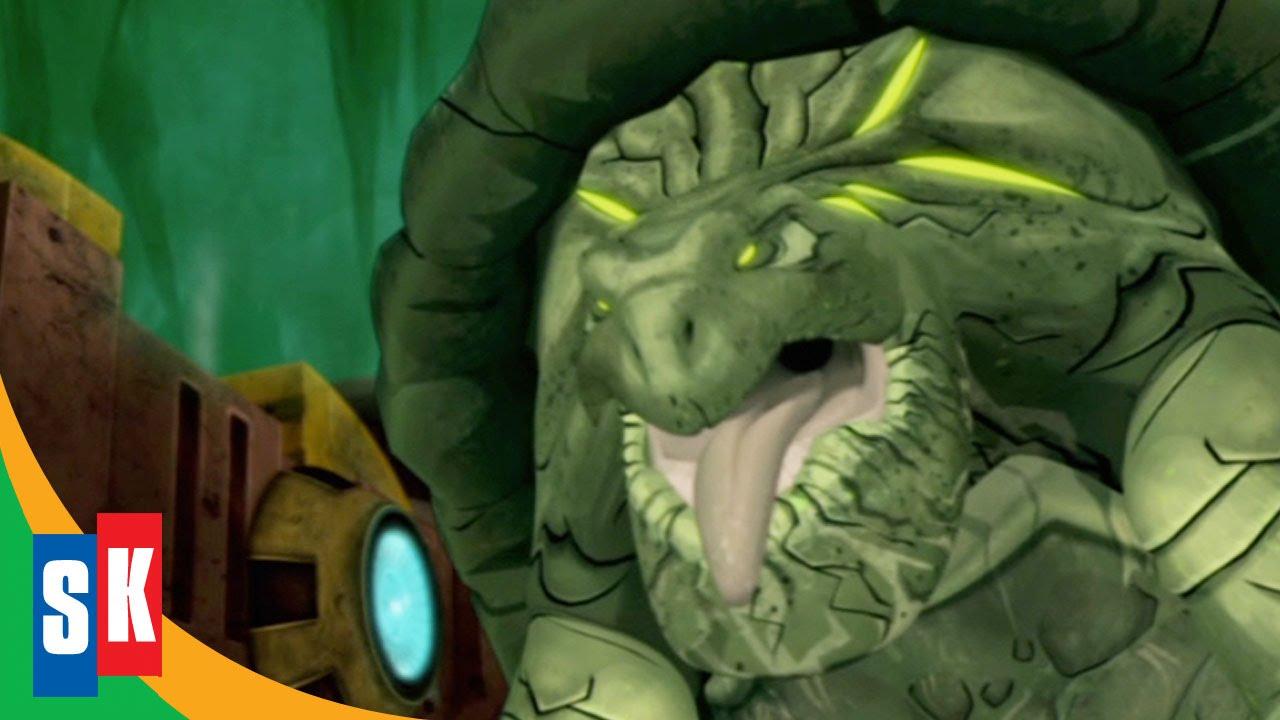 Slugterra: Slug Fu Showdown (1/5) Pronto Loses His Pants