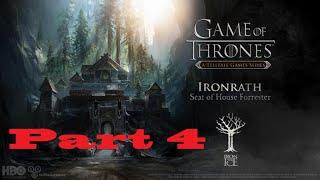 Game of Thrones TellTale Episode 1 Part 4