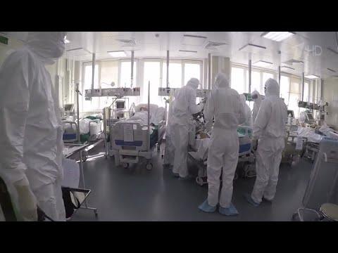 В России за минувшие сутки число заболевших коронавирусом увеличилось на 4785 человек.