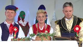 Zapraszamy do obejrzenia relacji z XVIII Dożynek Wojewódzkich