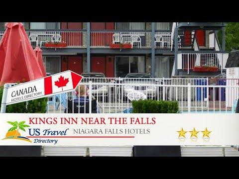 Kings Inn Near The Falls - Niagara Falls Hotels, Canada