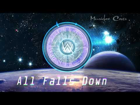 [music-box-cover]-alan-walker-–-all-falls-down