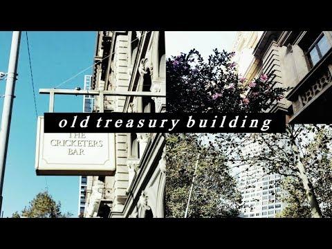 old treasury building   n.t