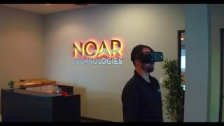 VR - Virtual Reality with Point Clouds