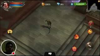 Dungeon Hunter 4 Indonesia Gameplay