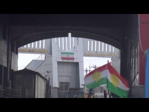 Iran reopens all border posts with Iraqi Kurdistan