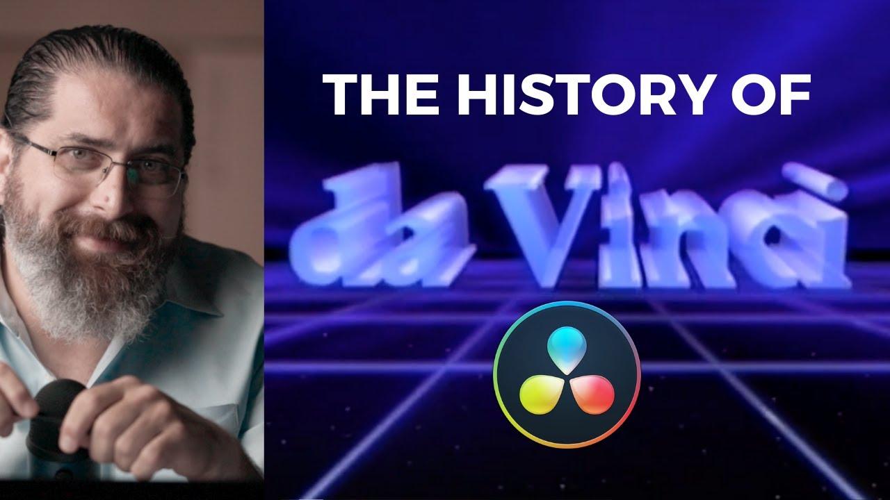 $800,000 to Zero - The FASCINATING History of DaVinci Resolve