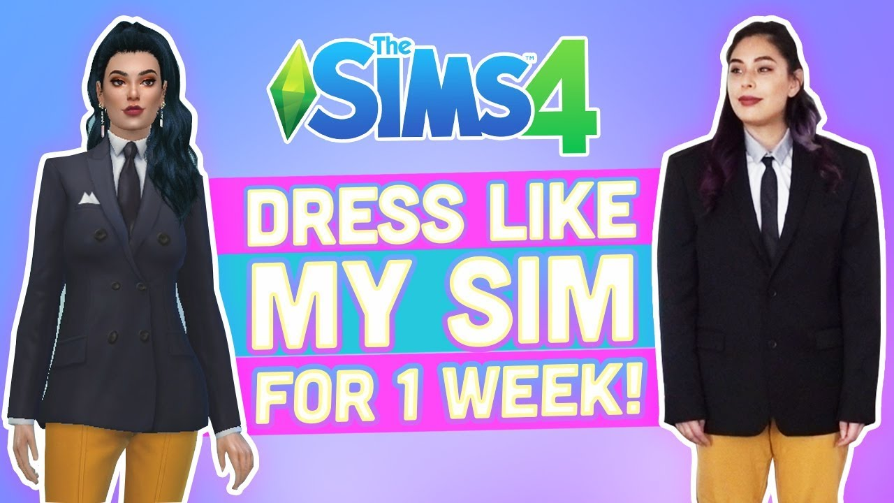 dressing-like-my-sim-for-a-week-challenge
