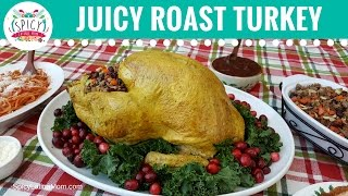 Mexican Oven baked Turkey | Mexican Food - Spicy Latina Mom