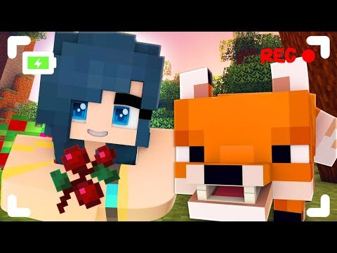 Meet Our New BABY FOX In Minecraft!