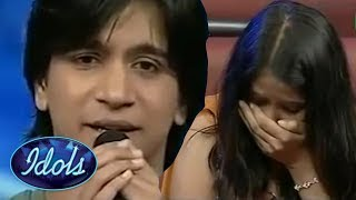 MOST EMOTIONAL GOODBYE EVER On A Talent Show! Parleen Gill Is Voted Off With Tears On Indian Idol