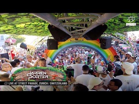 Darren Porter Live @ SYNERGY 'Wonderland Love Mobile' - Street Parade Zurich (11.08.2018)